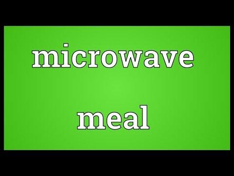 Header of Microwave Meal