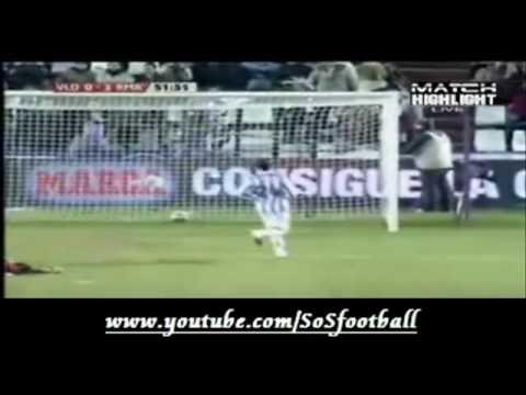 Valladolid 1 - 4 Real Madrid Full Highlight 14/03/2010