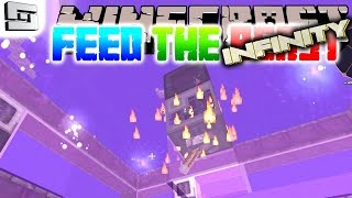 Minecraft Mods FTB Infinity - WISP FARMING! ( Hermitcraft Feed The Beast E36 )