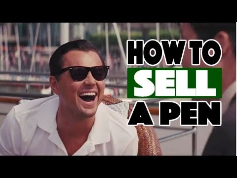 Sell Me This Pen - Best Answer For Your Sales Interview
