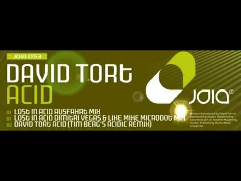 DAVID TORT  ACID  (Lost In Acid Ausfahrt Mix)