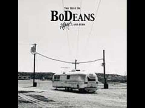 Bodeans - Im In Trouble Again