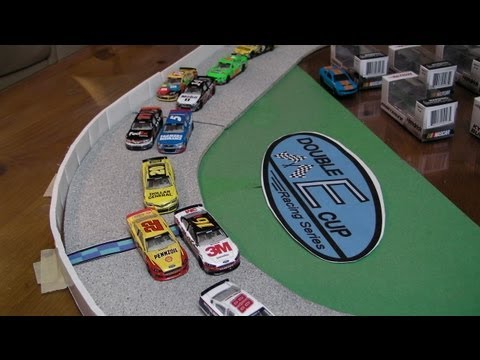 2013 NASCAR Gen-6 Stop Motion Shootout