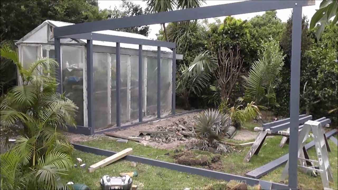 Building the Pheasantasiam. Large Mixed Aviary. - YouTube