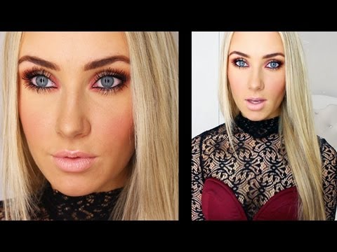 Valentine's Day Makeup Tutorial!
