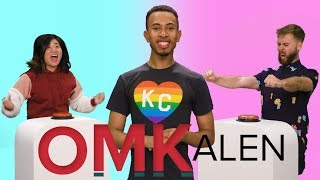 'OMKalen': Gay Pride Trivia with Kalen Allen and Ellen Staffers