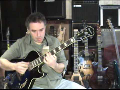 Led Zeppelin, No Quarter - Solo Jazz Guitar by Jake Reichbart