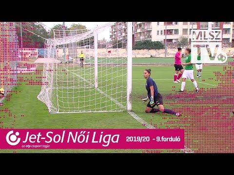 MTK Hungária FC - Kelen SC | 5-0 | JET-SOL Liga | 9. forduló | MLSZTV
