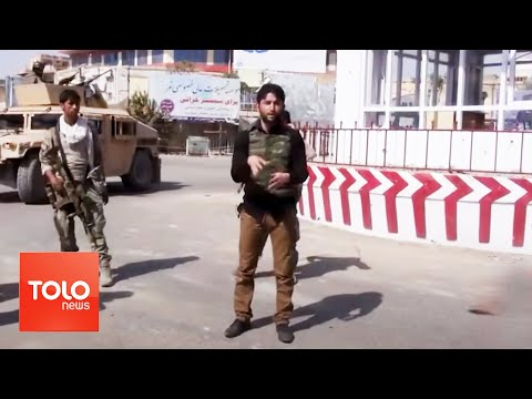 Security Forces Retake Kunduz City Center / نیروهای امنیتی بخشهای بیشترکندز را گرفتند