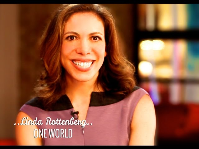 ONE WORLD: LINDA ROTTENBERG & DEEPAK CHOPRA