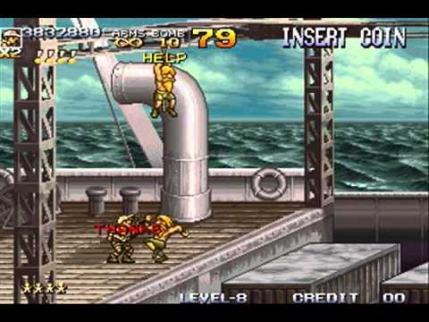 Metal Slug 4 Perfect Run