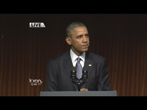 Full Speech: President Obama at Civil Rights Summit