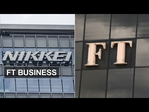 FT chief sees growth under Nikkei | FT Business