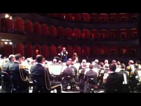 Fujiko Hirai Christmas Concert in Roma