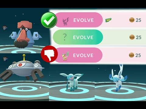 How to Glaceon, Leafeon, Magnezone & Probopass with new Lure modules and Renaming Tricks!