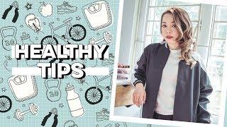 10 Mẹo Để Giảm Cân Trong Năm 2018 ♡ 10 Tips To Be Healthier ♡ TrinhPham
