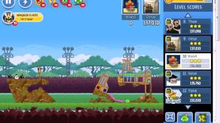 angry birds facebook hack