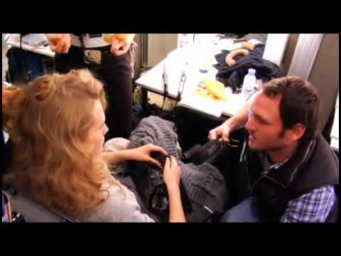 Toni Garrn Interview 2009