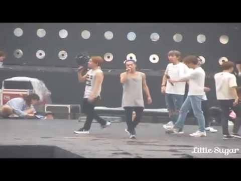 [Fancam] LUCKY- EXO - Music Bank tại Hà Nội 28/3/2015