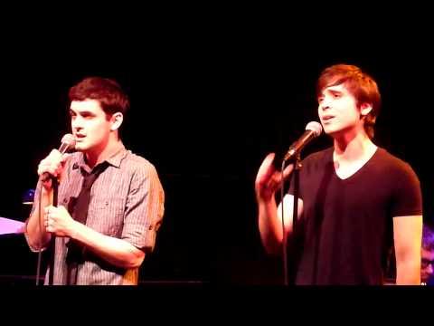 Wes Taylor & Matt Doyle - Lucky by Jason Mraz & Colbie Caillat