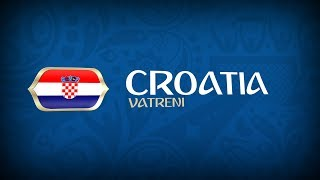 CROATIA Team Profile  – 2018 FIFA World Cup Russia™