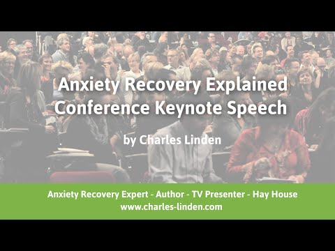 Cure Anxiety & panic attacks - Anxiety Disorder Recovery is Your Right