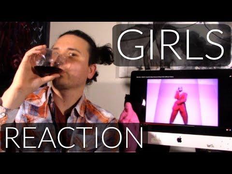 Rita Ora - Girls ft. Cardi B - Reaction