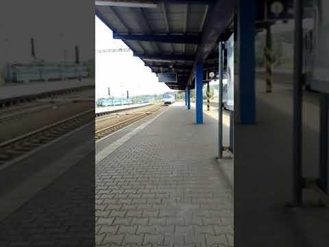 Průjezd 380 na Ec 173 Hungaria Praha-Libeň
