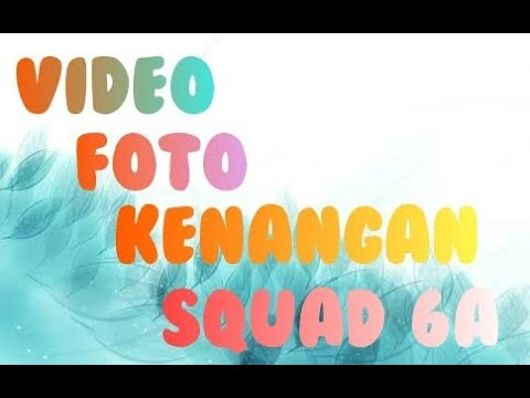 Video Foto Kenangan ~~ Lagu = Masa SMA - Angel 9 Band