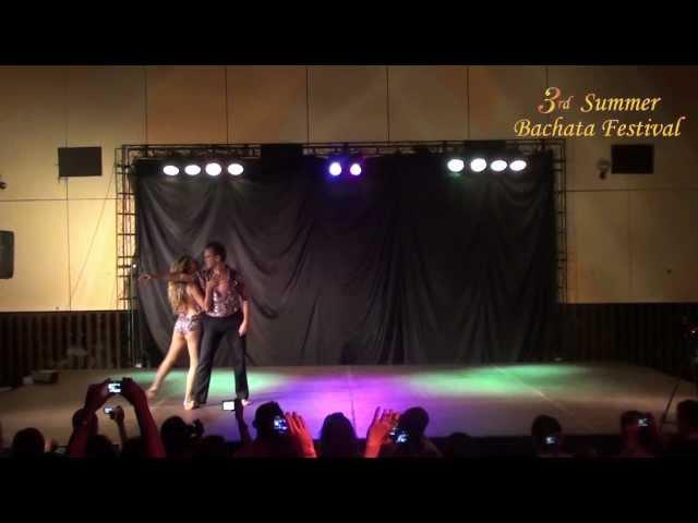 3rd Summer Bachata Festival 2011: Korke & Judith
