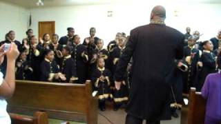 """Any Way You Bless Me Lord""  Gloryland's Pastor Choir"