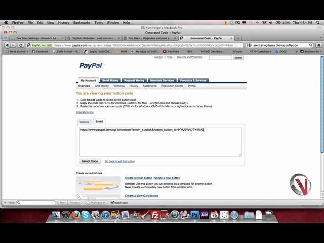Adding Paypal Add To Cart Button To Your Wordpress Site