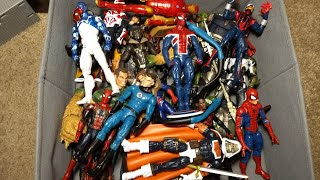MY UPDATED HASBRO MARVEL LEGENDS ACTION FIGURE COLLECTION!!!!!!!!!!!!!!!!!!!!!!!!!!!!!!!!!!!!!!!!!!!