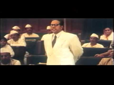 31 Dr. Ambedkar exellent speech presenting Constitution of India...
