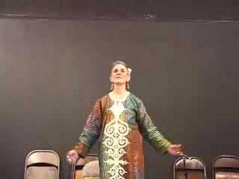 Mary Ellen Zill Solo based on 6/8 rhythms