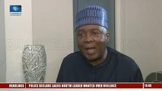 The Government Of Buhari Is Corrupt, Saraki Alleges Pt.2