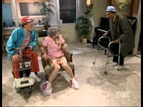 MADtv - 7am Condo Report Hurricane