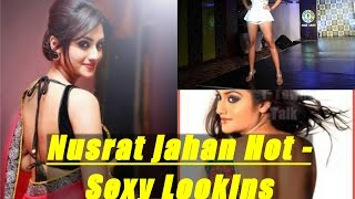 Nusrat Jahan Hot Photos - Bengali Actress Nusrat Jahan Sexy Photos