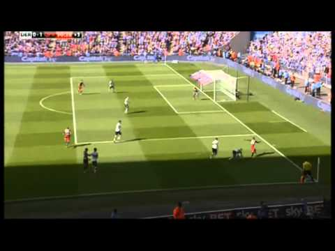 Championship play off final QPR vs Derby | Bobby Zamora Goal | Sky Sports Content