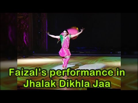 Faisal Khan's  GIRL ACT for MADE IN INDIA theme in Jhalak Dikhla Jaa Reloaded