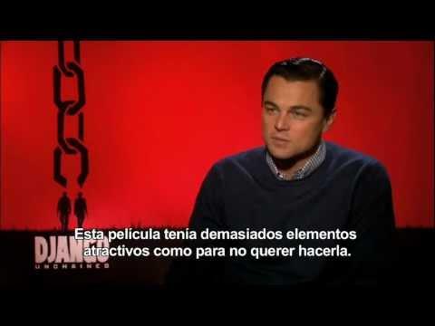 Django sin cadenas - Entrevista (Interview) Leonardo DiCaprio (subtítulos en español)
