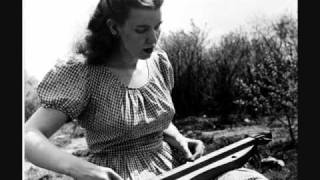 Jean Ritchie - Hangman (American folk song)