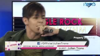JULIAN TRONO - BALANG ARAW (NET25 LETTERS AND MUSIC)