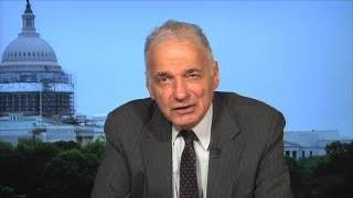 Nader: The U.S. Political & Media System Is Designed to Obstruct, Silence Third-Party Candidates