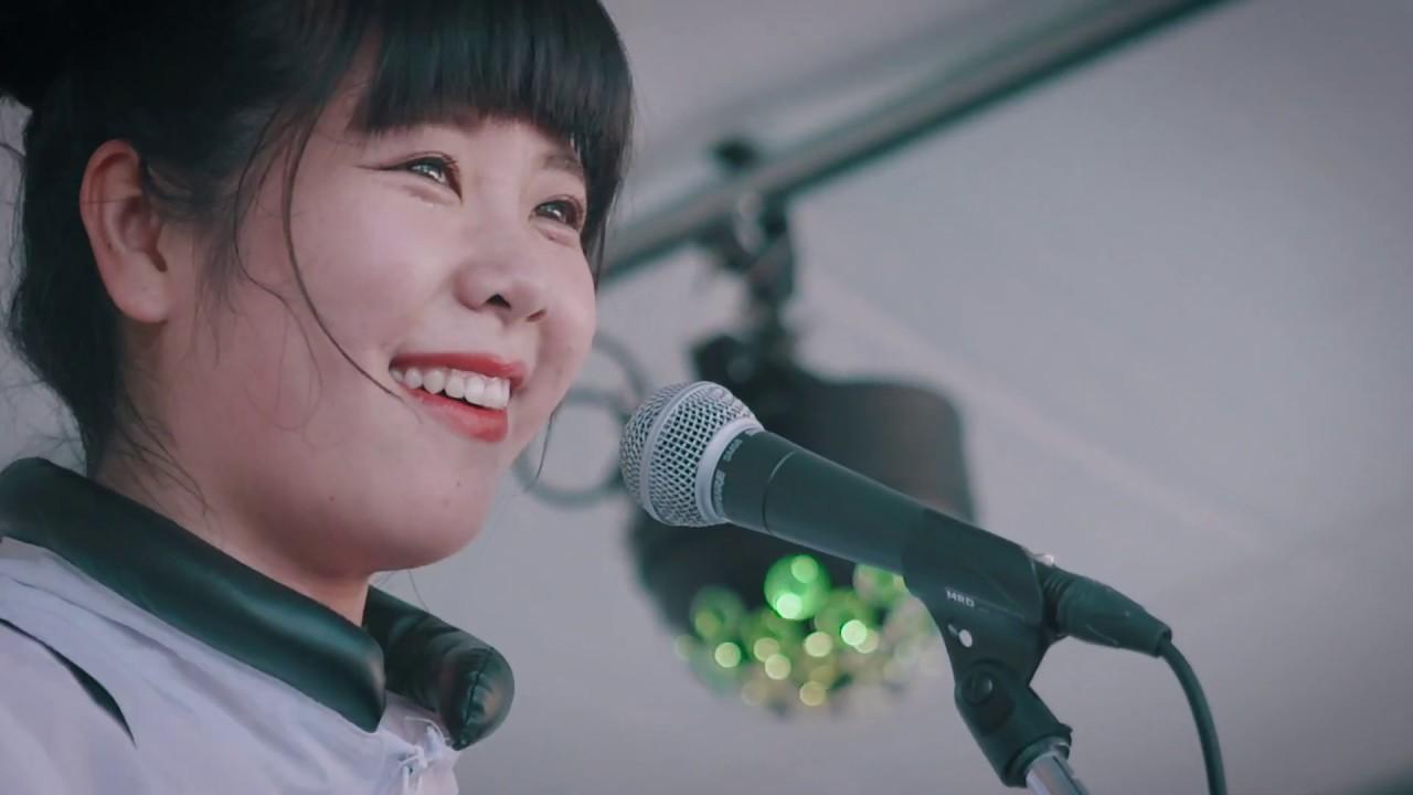 """眉村ちあき - 「りんご音楽祭2018」から""""ピッコロ虫""""のライブ映像を公開 thm Music info Clip"""