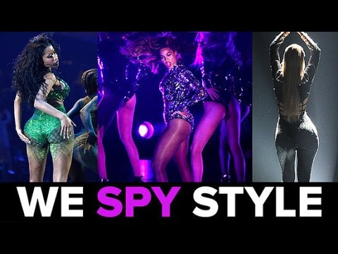 We Spy Style: Is 2014 the Year of the Booty?