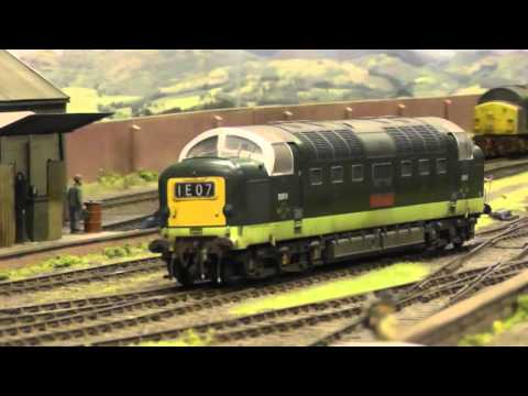 The Diesel and Electric Show, Telford 20 21 Feb 2016