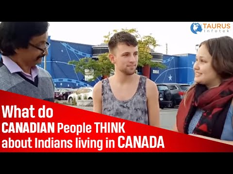 What Canadians think of immigrants from India?Manoj Palwe in Toronto (www.dreamvisas.com)