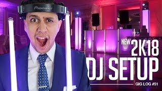 DJ Gig Log: NEW 2018 Mobile DJ SETUP Tour | ApeStick Review
