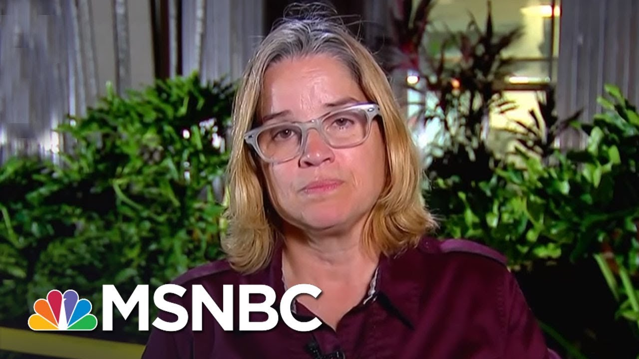 San Juan Mayor: 'This Is A Big S.O.S. For Anybody Out There' | Rachel Maddow | MSNBC